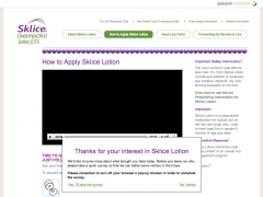 How to Apply Sklice® (ivermectin) Lotion
