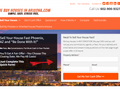 We Buy Houses In Arizona : Sell My House Fast Phoenix AZ