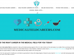 Medicalfieldcareers.com - Find Careers in the Medical Field