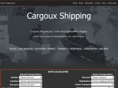 Car Shipping and Exporting Company