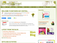 Mothers Day Central