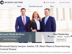 McMinn Law Firm - Austin Injury Attorneys