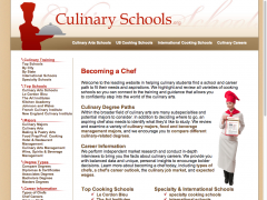 Top Chef Colleges