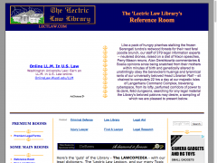 Legal Encyclopedia & Law Dictionary