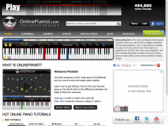 Free piano lessons online